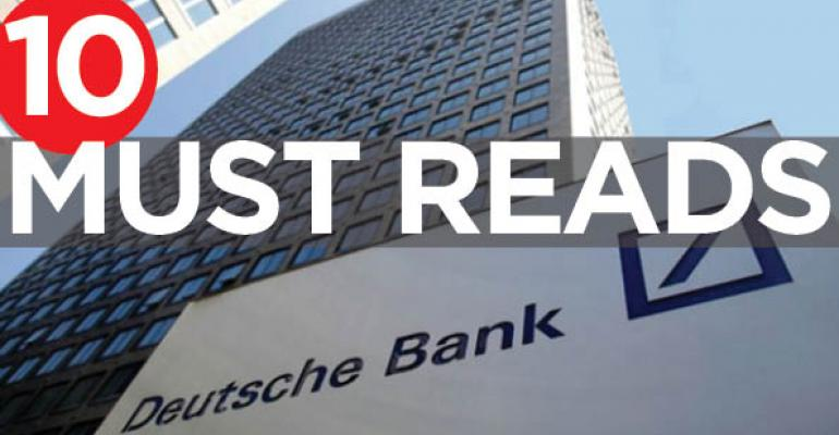 10 Must Reads for the CRE Industry Today (October 30, 2015)