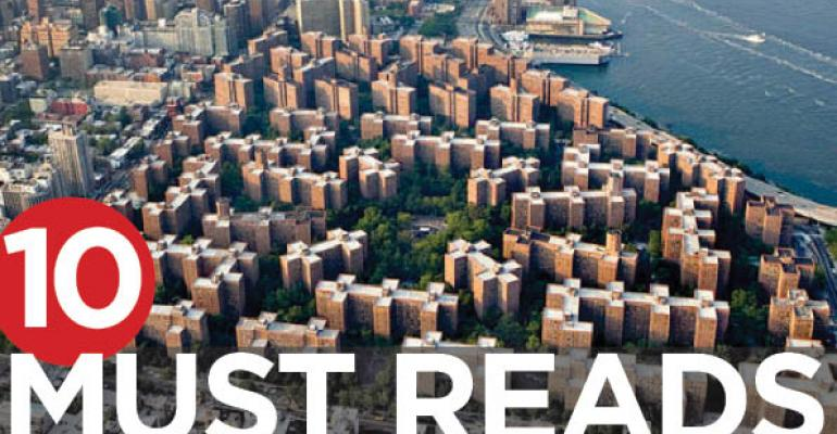 10 Must Reads for the CRE Industry Today (October 21, 2015)