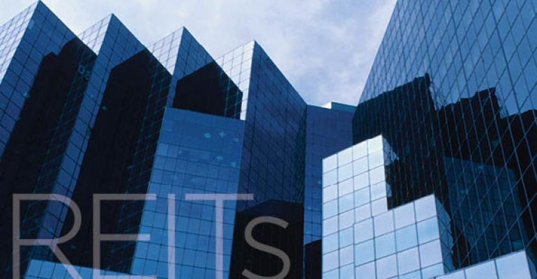 Fitch Report Highlights REIT Credit Concerns