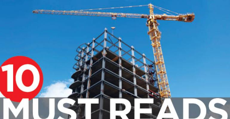 10 Must Reads for the CRE Industry Today (November 9, 2015)