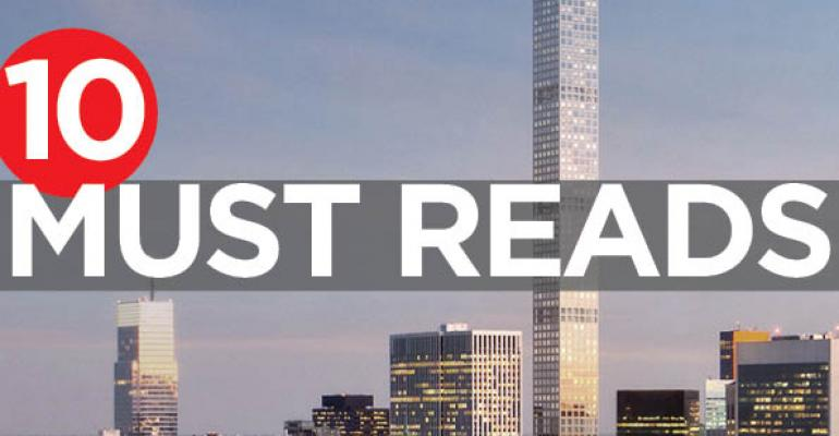 10 Must Reads for the CRE Industry Today (November 11, 2015)