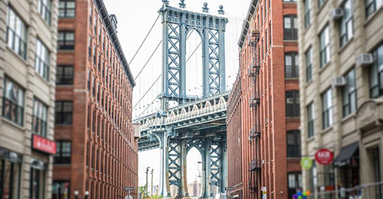 Making Money from New Offices … in Brooklyn?