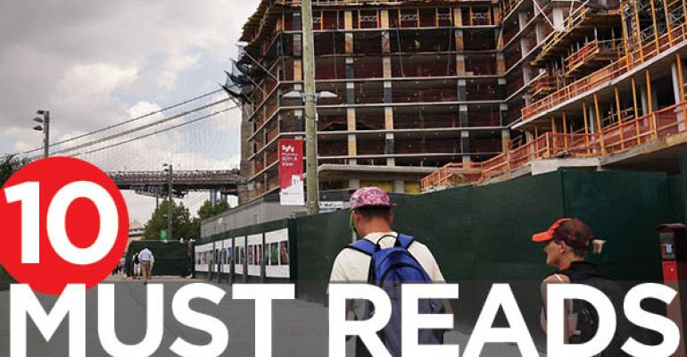 10 Must Reads for the CRE Industry Today (December 1, 2015)