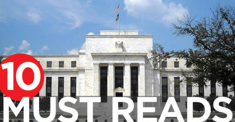 10 Must Reads for the CRE Industry Today (December 17, 2015)