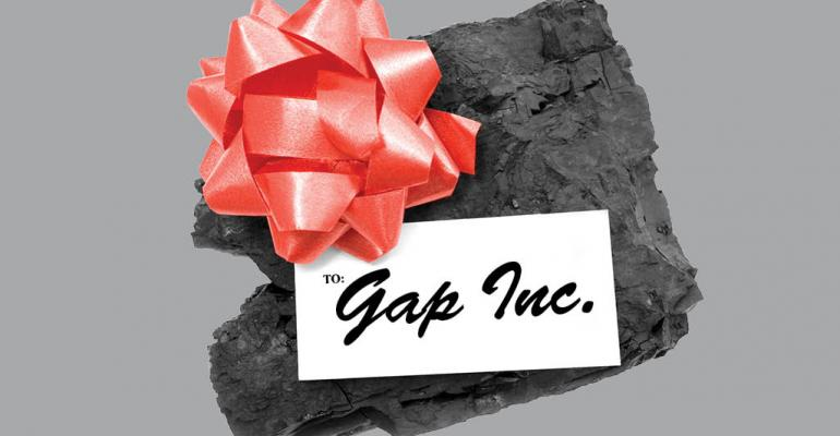 Gap's Dismal Holiday Performance Creates Doubt About its Direction