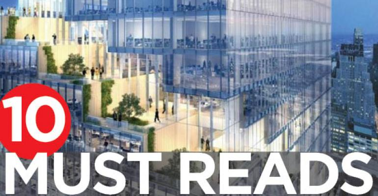10 Must Reads for the CRE Industry Today (February 10, 2016)