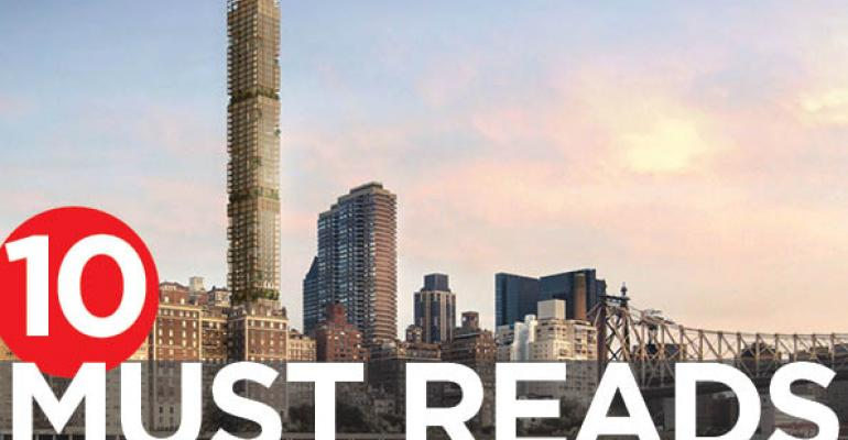 10 Must Reads for the CRE Industry Today (February 19, 2016)