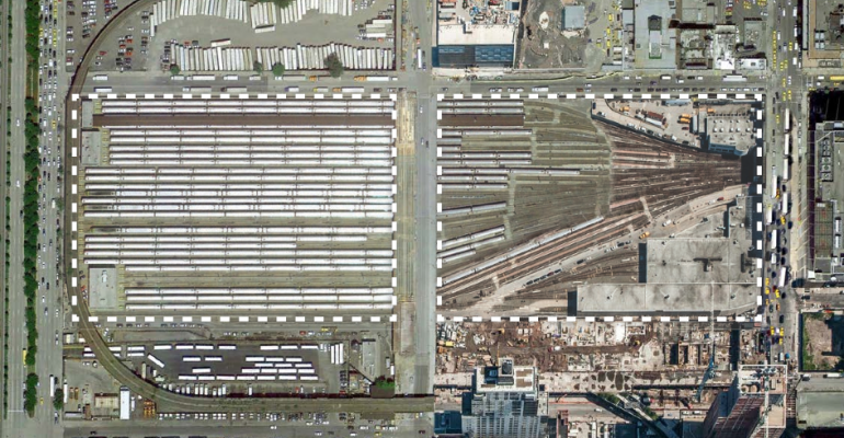 Hudson Yards in Simple Numbers