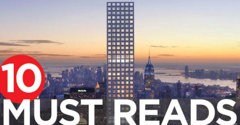 10 Must Reads for the CRE Industry Today (March 29, 2016)