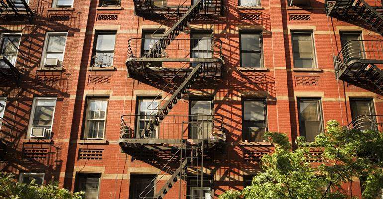 The Impact of Aging Multifamily Stock on Capital Needs