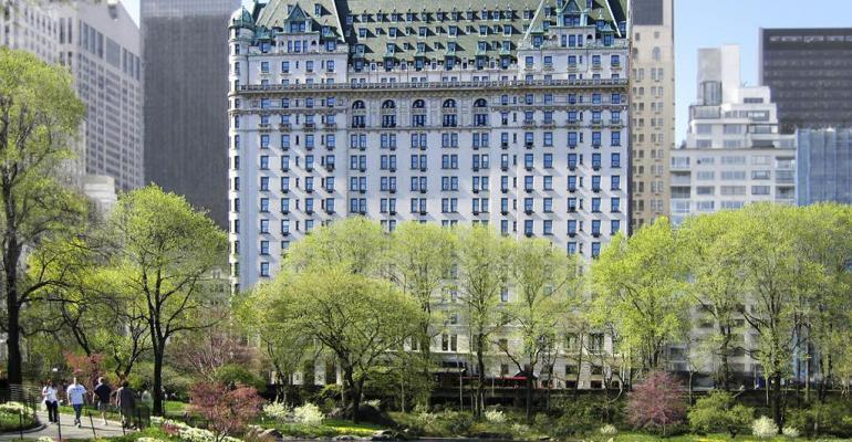 Plaza Hotel Auction Said Canceled After Lenders Grant an Extension