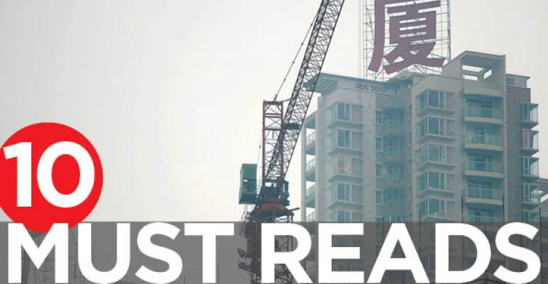 10 Must Reads for the CRE Industry Today (April 15, 2016)