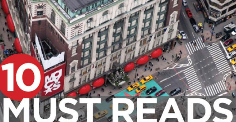 10 Must Reads for the CRE Industry Today (April 25, 2016)