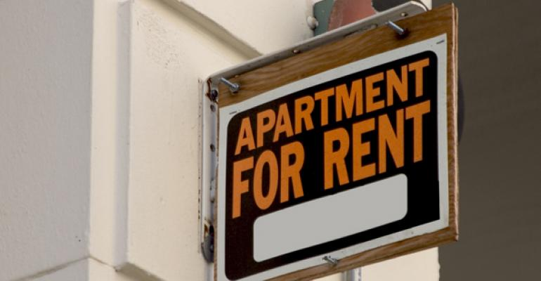 Demand for Apartments Slowing Down