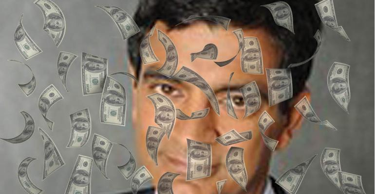 General Growth Pays CEO Sandeep Mathrani $39.2 Million in 2015