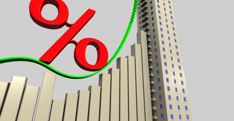 Rents Rise 10%. And 12%. Also 8%