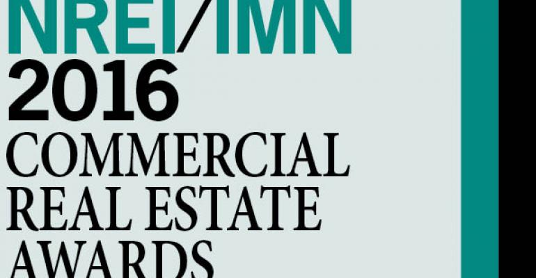 Announcing the NREI/IMN 2016 Commercial Real Estate Award Winners
