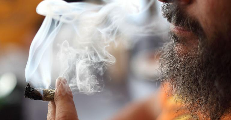 Nobody Knows Whether Your Landlord Can Stop You from Smoking Pot