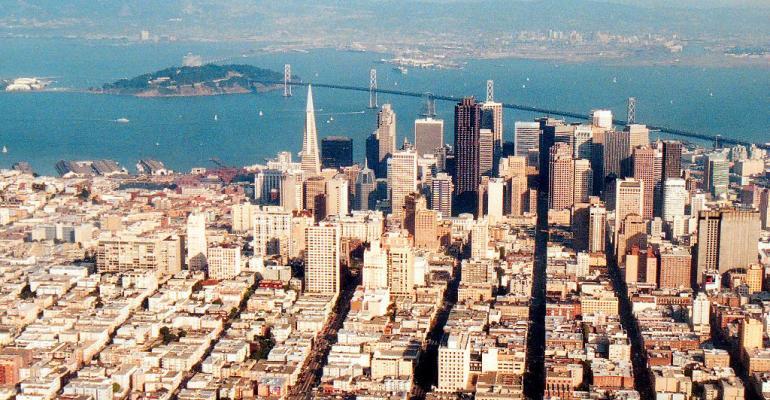 San Francisco Landlords Gird for Slowdown as Startup Frenzy Ebbs