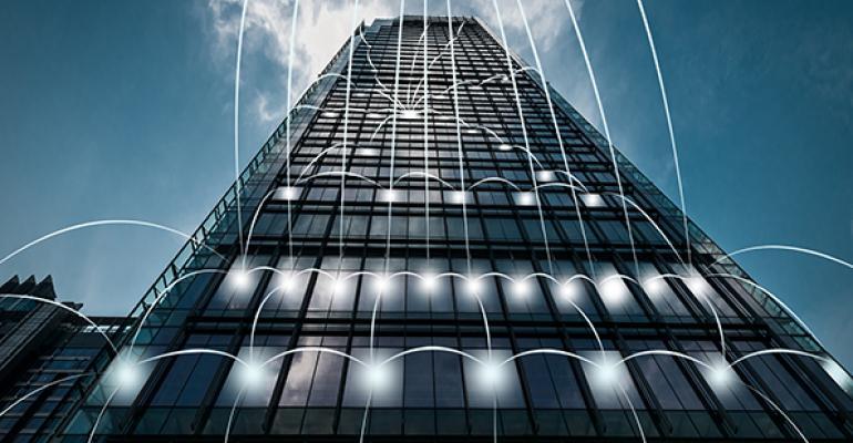 digital ceiling architecture