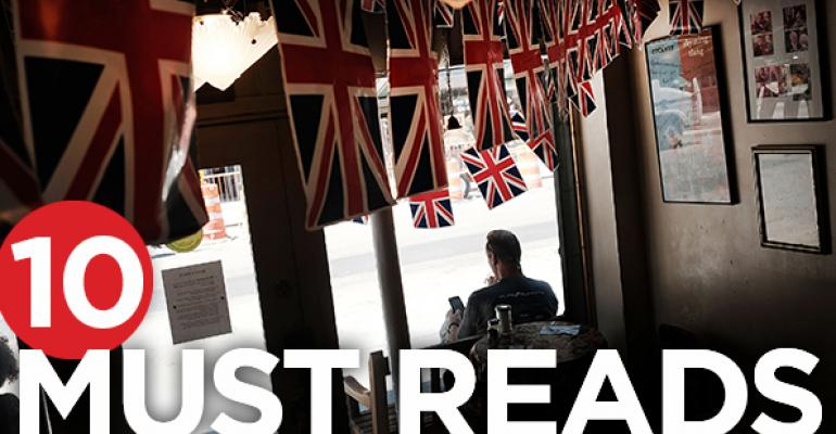 ten must reads brexit