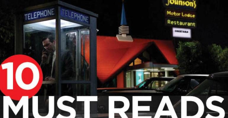 10 Must Reads for the CRE Industry Today (August 25, 2015)