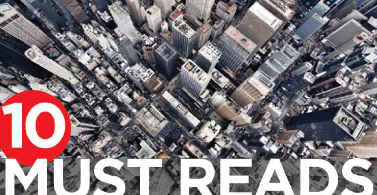 10 Must Reads for the CRE Industry Today (September 6, 2016)