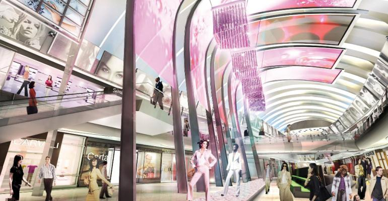 Meadowlands Mega-Mall Wins Bond-Market Subsidy It Long Coveted