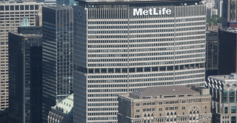 MetLife, Norges Bank Venture Buys Washington Office Complex