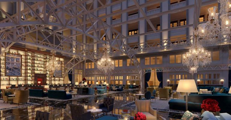 Trump's $625-a-Night Washington Hotel Tests Lure of Ivanka Brand