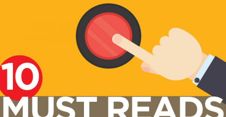 10 Must Reads for the CRE Industry Today (October 6, 2016)