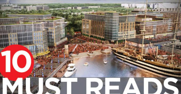 10 Must Reads for the CRE Industry Today (October 14, 2016)