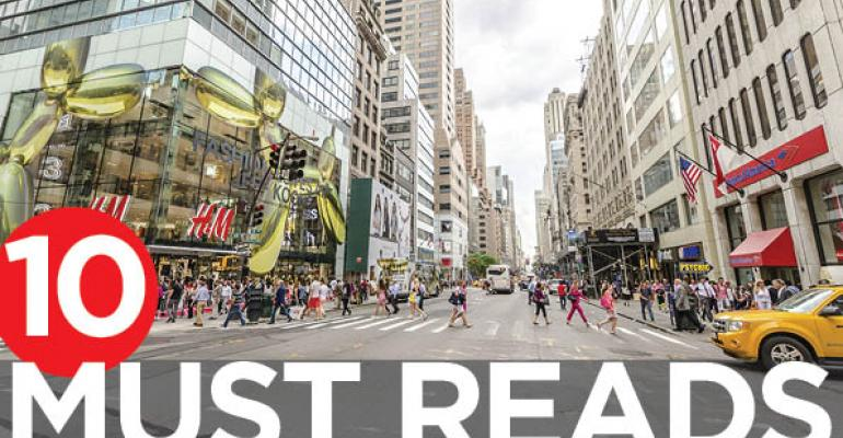 10 Must Reads for the CRE Industry Today (October 17, 2016)