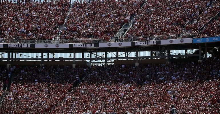 College Football Is Big Money for Landlords, Too