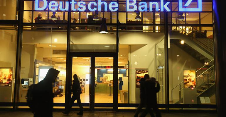 U.S. Can Soften Deutsche Bank Settlement Blow, If Past Is Guide