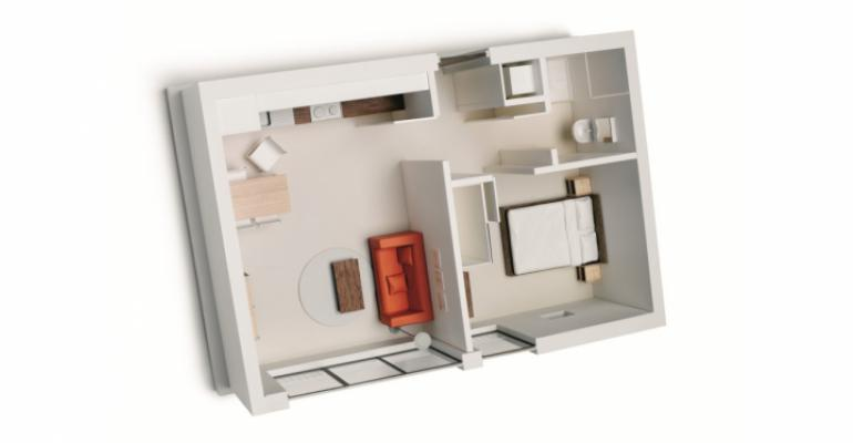 Developer of $50 Million Zaha Hadid N.Y. Penthouse Now Explores Tiny Homes