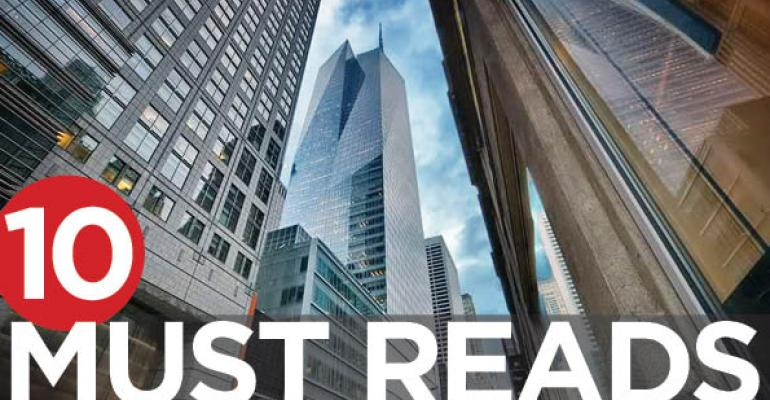 10 Must Reads for the CRE industry Today (November 1, 2016)