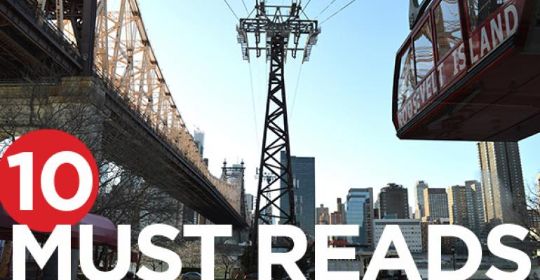 ten must reads Roosevelt Island