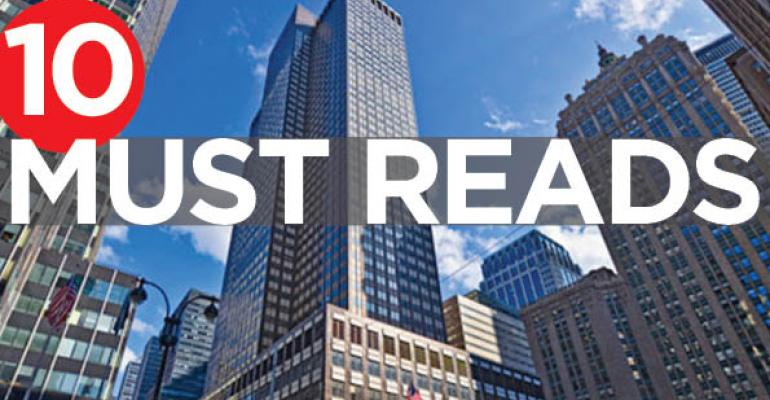 10 Must Reads for the CRE Industry Today (January 11, 2017)