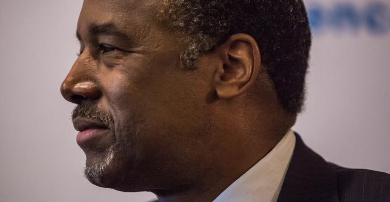 Carson Says 30-Year Mortgage May Not Need a Government Backstop