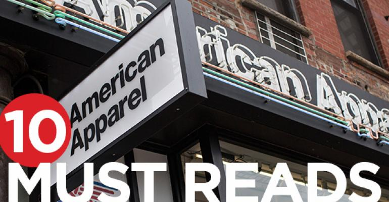 ten must reads american apparel