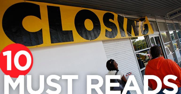 ten must reads store closings