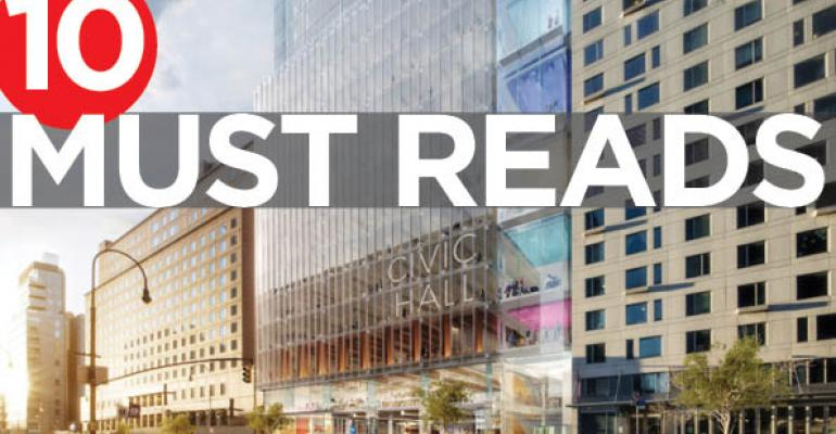 10 Must Reads for the CRE Industry Today (February 21, 2017)