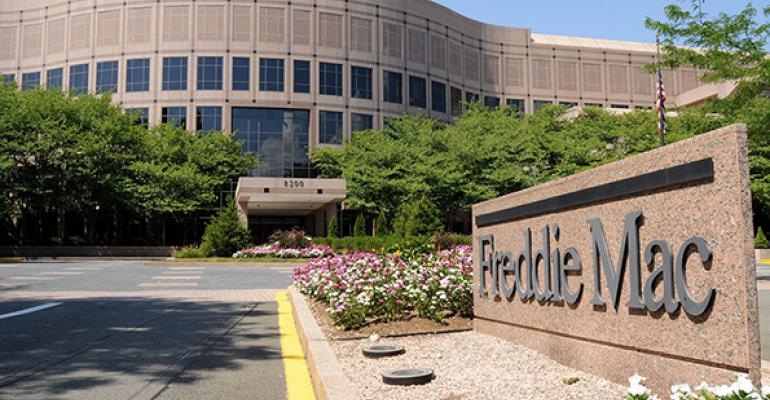 Freddie Mac to Pay U.S. $4.5 Billion After Reporting Profit