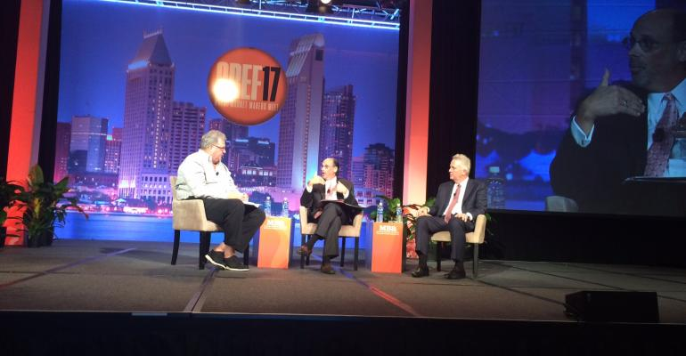 Nine Takeaways from Day Two of the MBA CREF Conference