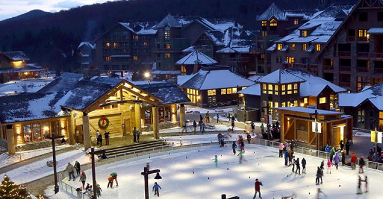 AIG to Sell Stowe Mountain Ski Operations After Seven Decades