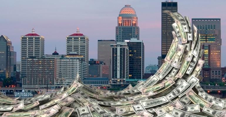 debt capital louisville