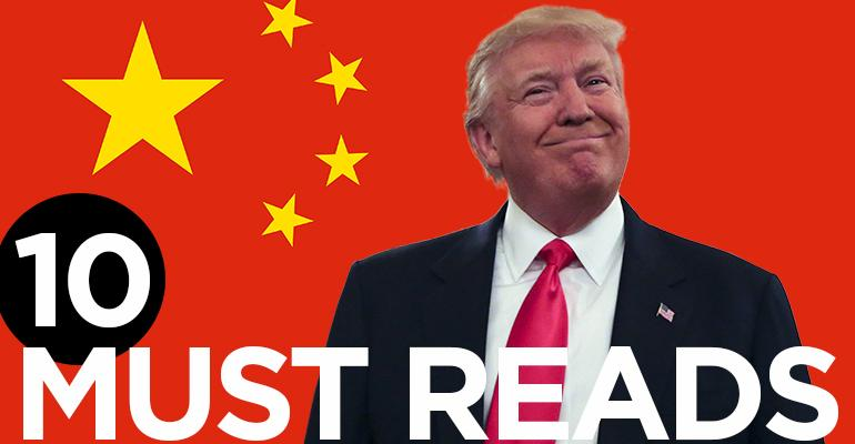 ten must reads Trump China