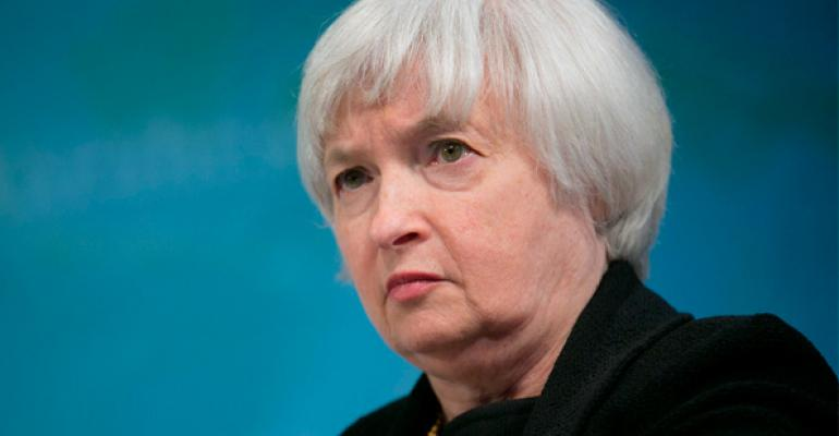 Yellen Says March Hike 'Likely Appropriate' If Progress Persists