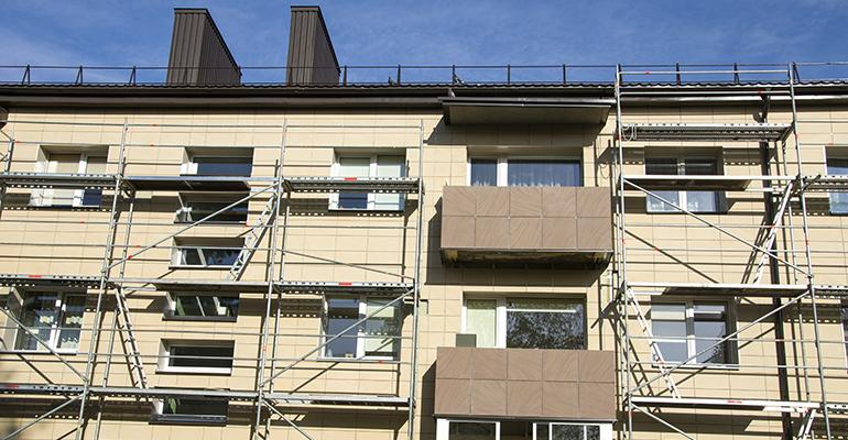 Multifamily Construction Loans Are Harder To Find National Real